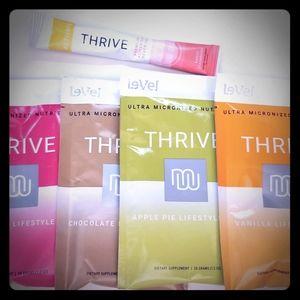 Shake sample thrive